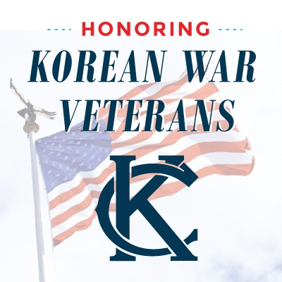07.25.14  We salute Korean War Veterans in Missouri on July 27!