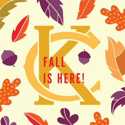 09.23.14  Fall is Here!