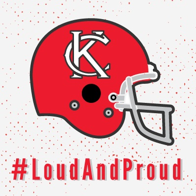 09.29.14 Support KC Chiefs for Monday Night Football as they try to break record for loudest crowd roar at a sports stadium!
