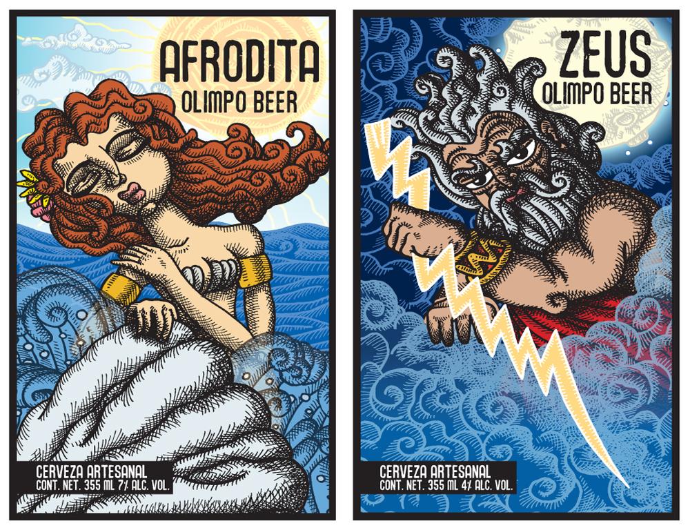 Etiquetas para cervezas