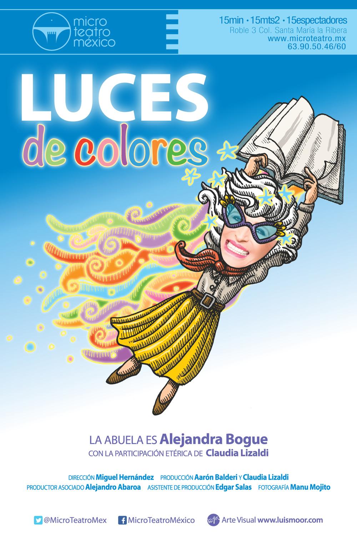 """""""Luces de Colores"""""""