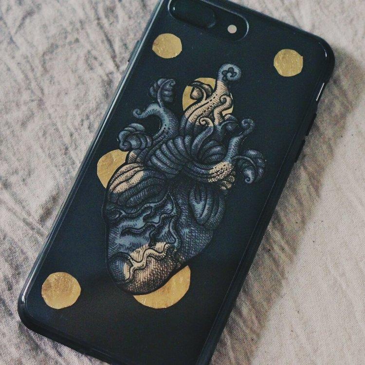 Funda para iPhone negro