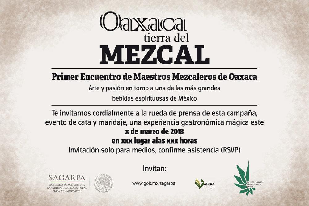Invitación a medios