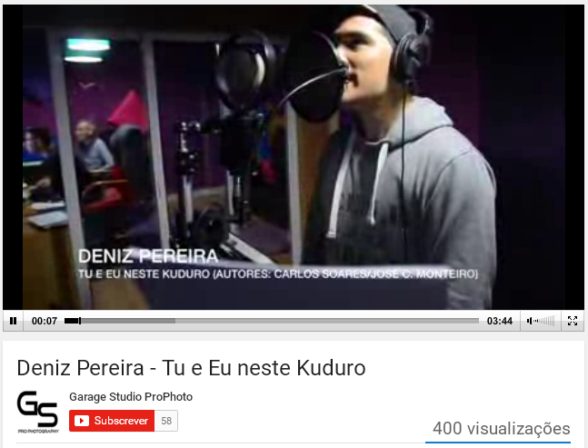 Video Clip - Deniz Pereira
