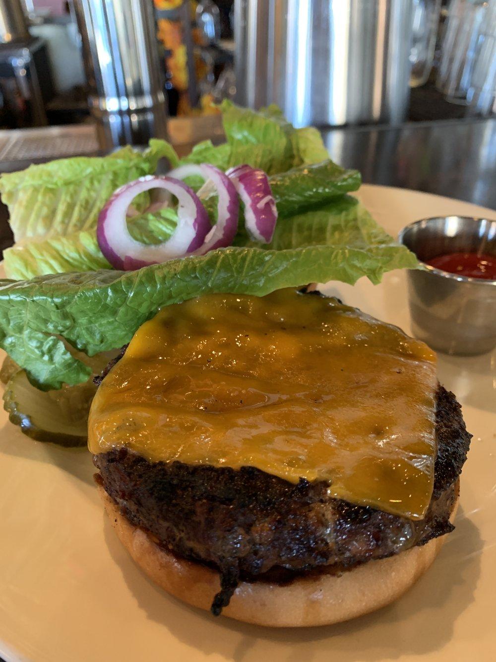 Tasting Room Burger