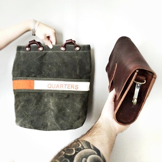 Hi everyone! So while it may appear as though we've dropped off the face of the planet, we definitely haven't! Lauren and I have been exploring some new ideas and we invite you all to check out these new endeavors we've been working hard to get rolling.  If you have any love for hand crafted leather, waxed canvas, and heirloom quality goods, check us both out @thedaysmith and @lyleleathers. We will forever be Ladyfish and Rye, we are just currently focusing energy on launching these more recent ventures. We appreciate you all so much and hope you like what you see so far.  This is just the beginning!  Thank you so much, and cheers from Lauren and Scottie!