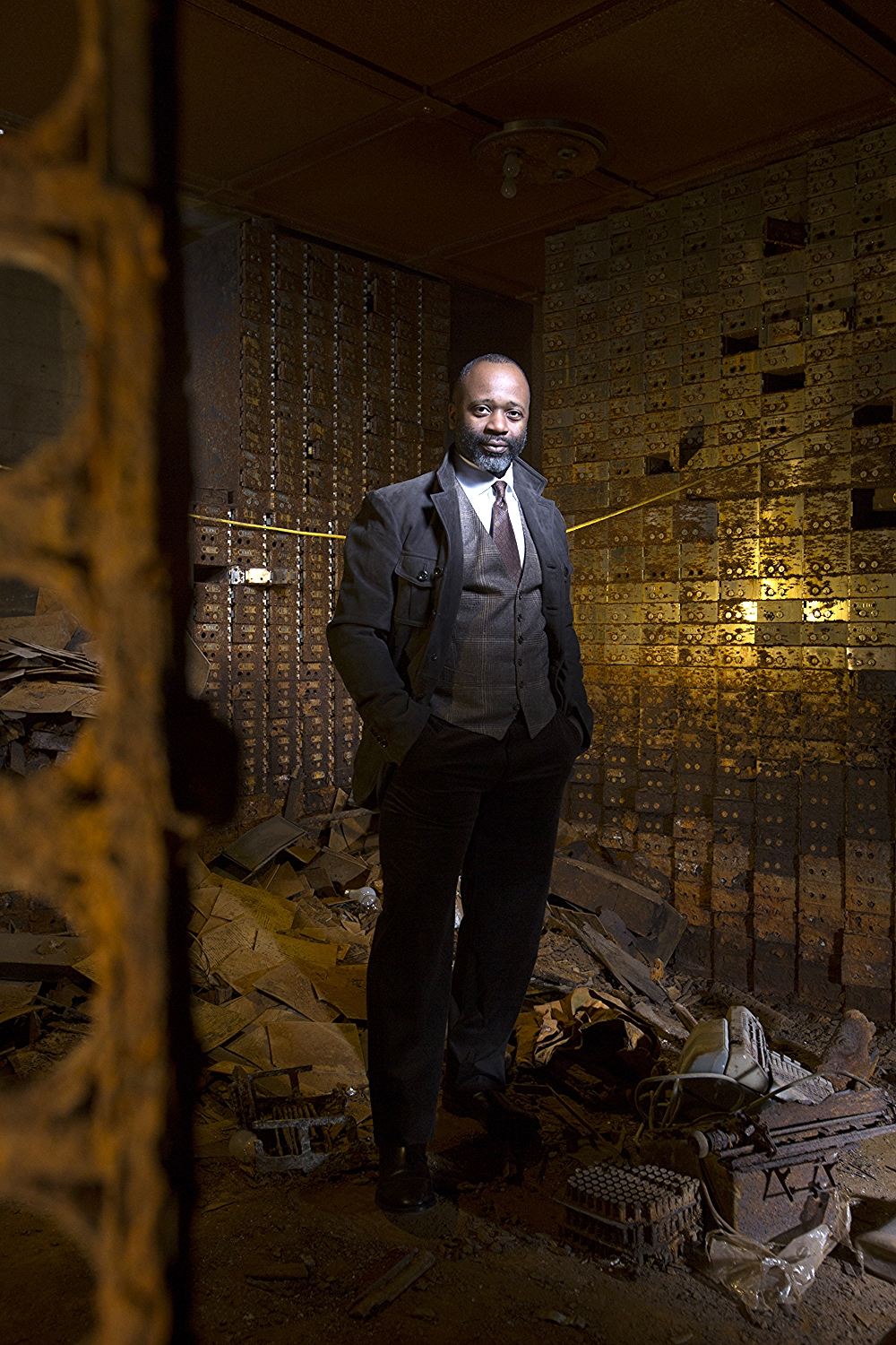 Theaster Gates-American Social Practice Artist