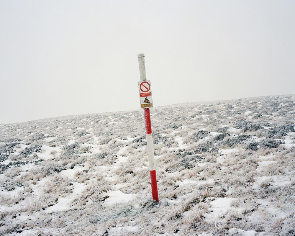 Range Boundary Marker