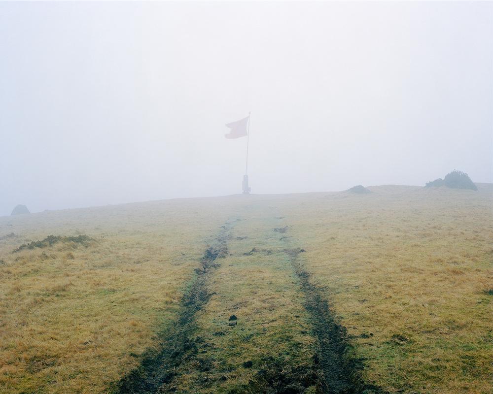 Watchet Hill Danger Flag