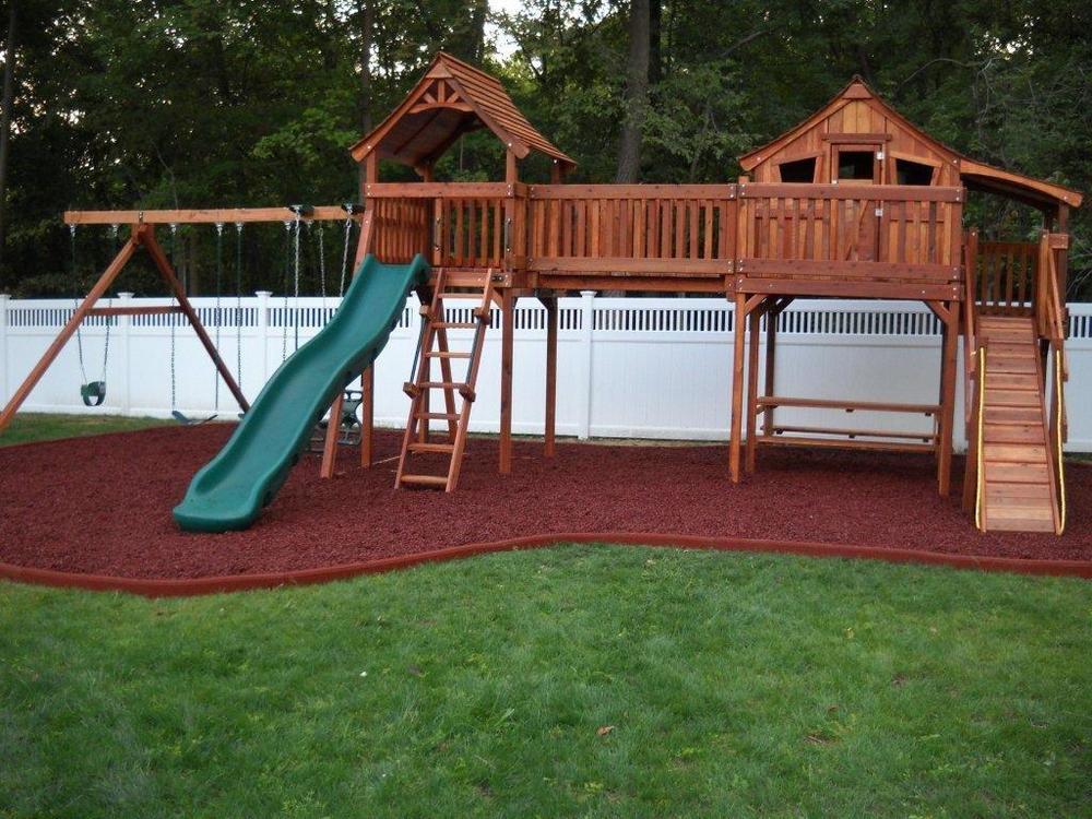 Mulch Backyard Playground : residential rubber mulch bestjpg