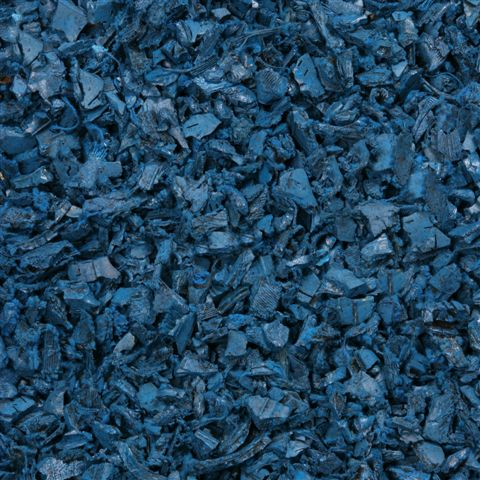 Blue Mulch