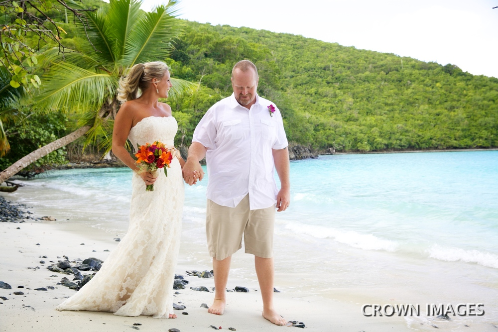 vow renewal virgin islands