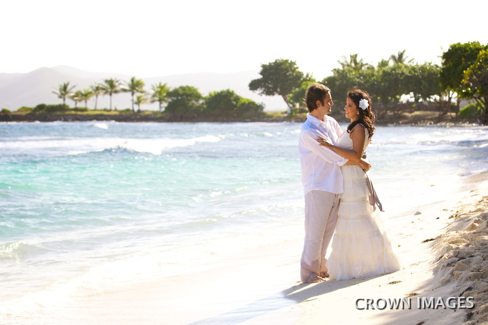vigin islands wedding photos