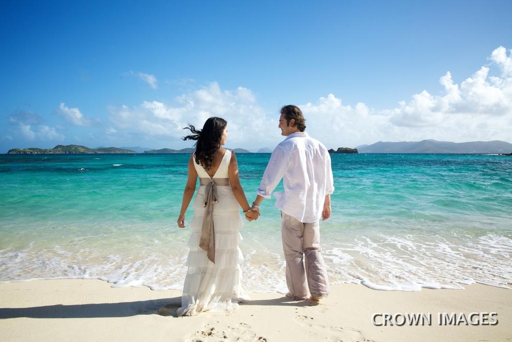 wedding on st thomas