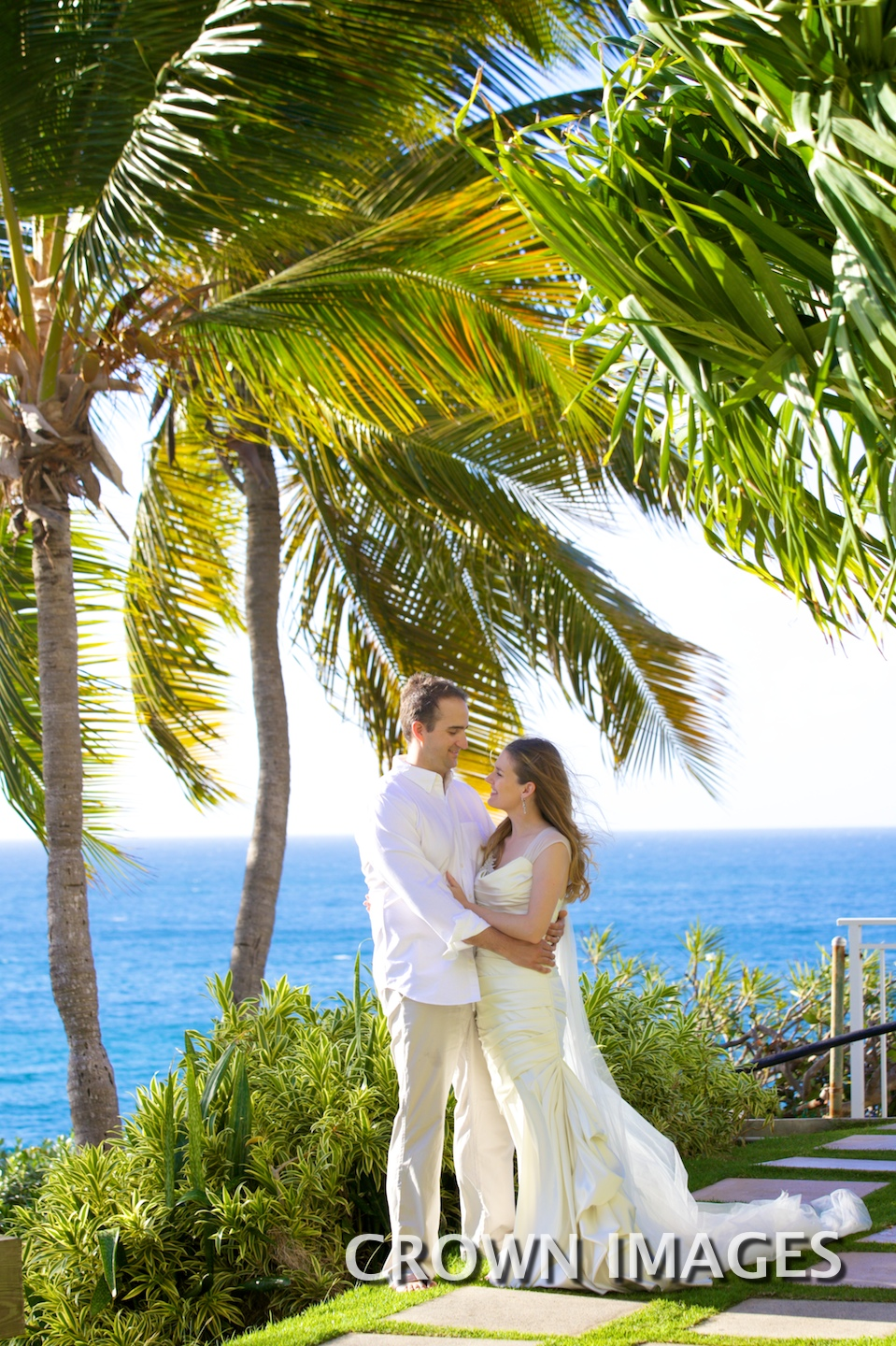 wedding at the marriott st thomas