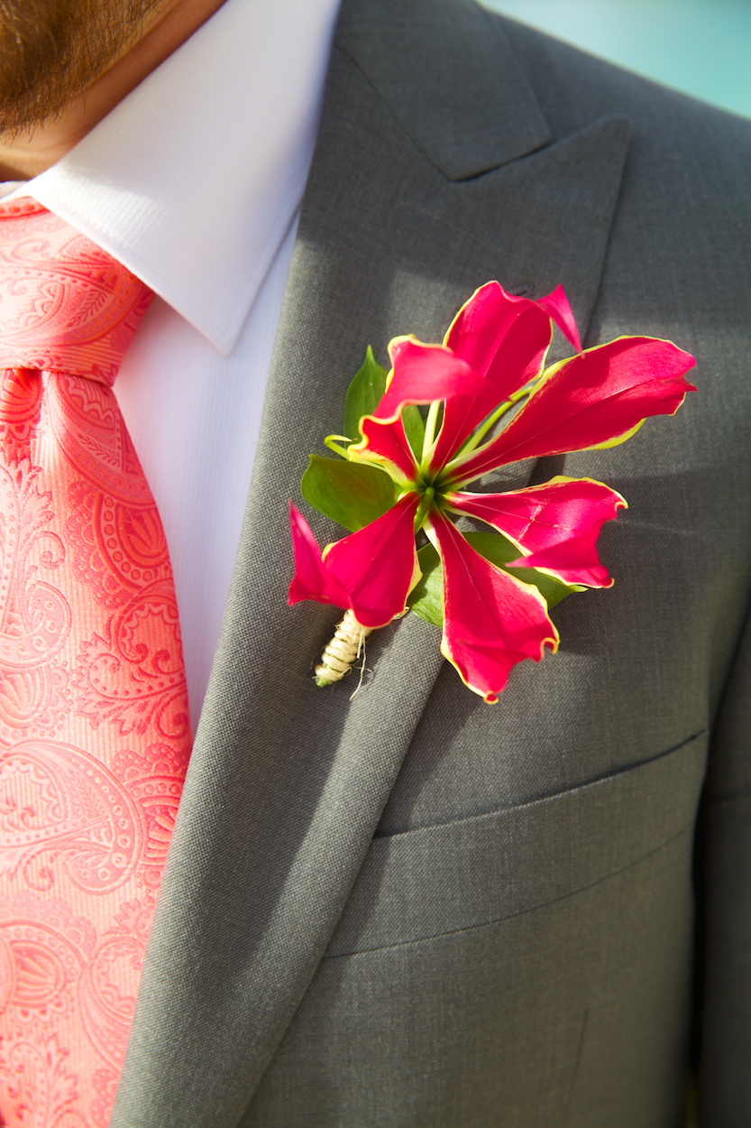 wedding flowers virgin islands