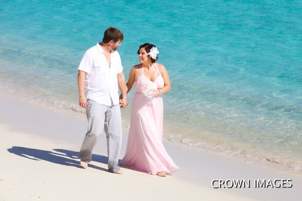 wedding photos on st thomas