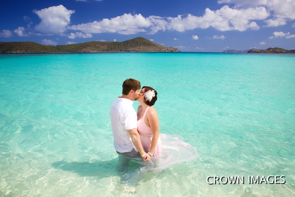 vow renewal on st thomas