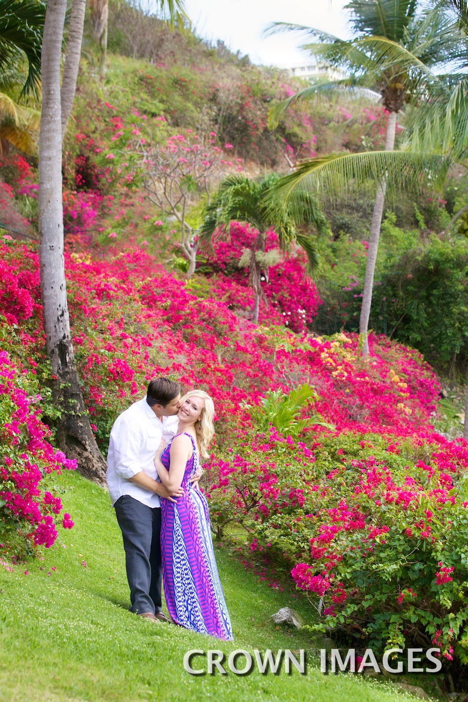 st thomas engagement photo session