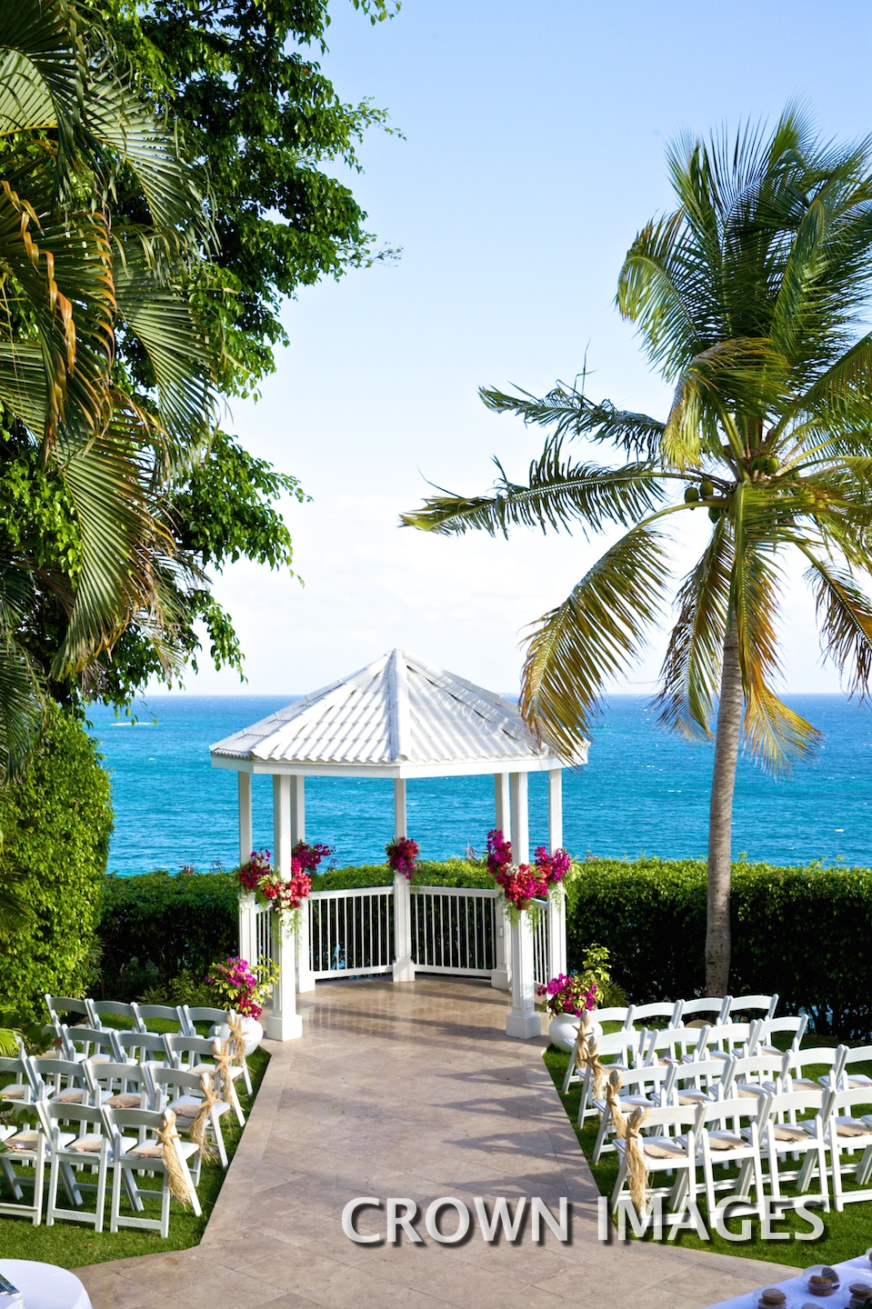 wedding gazebo st thomas