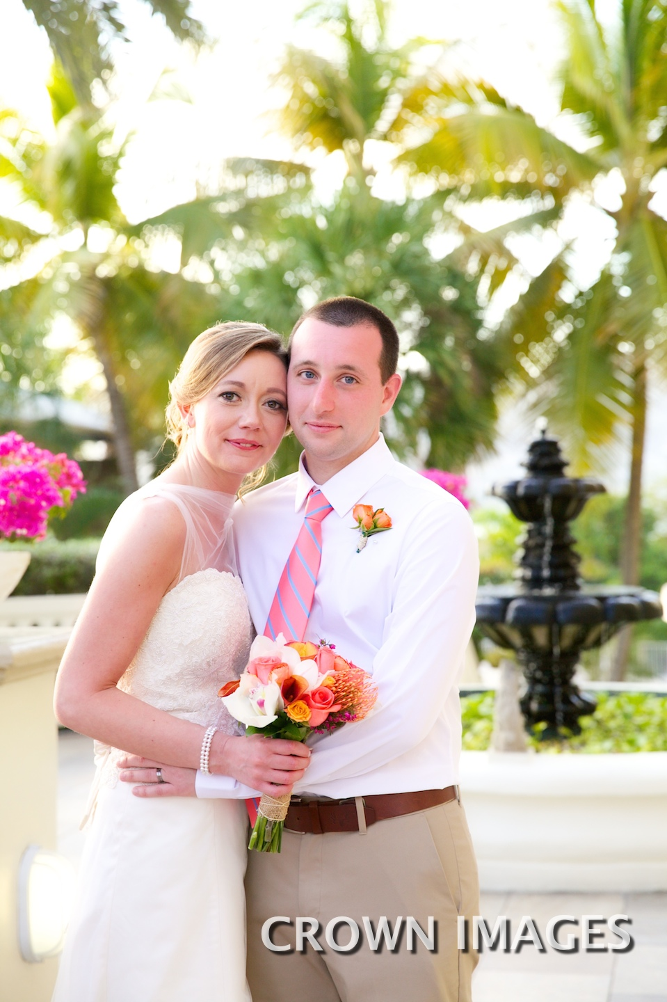 marriott wedding on st thomas