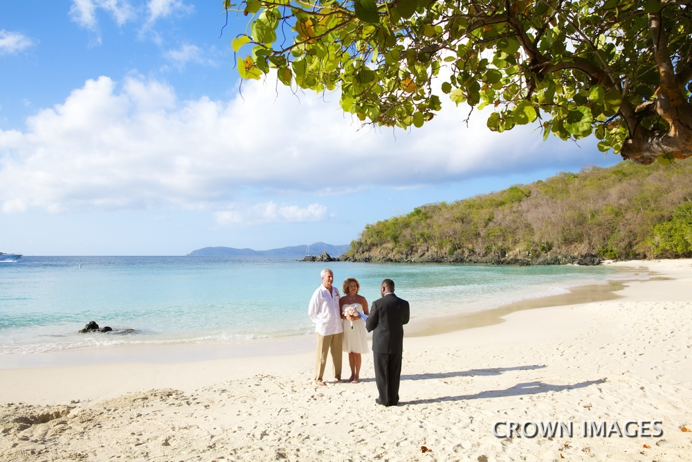 caneel bay wedding on st john
