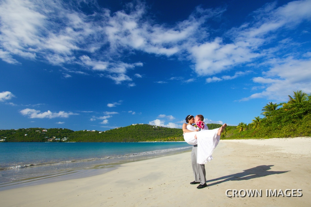 megan's bay beach wedding
