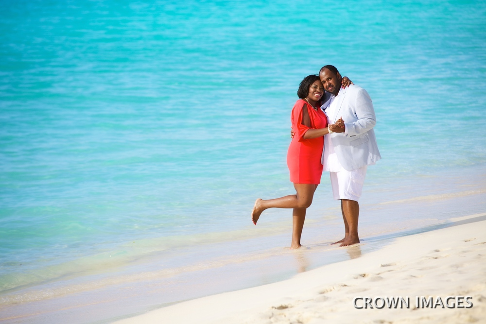 engagement photos virgin islands
