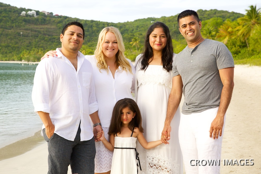 family photographer st thomas