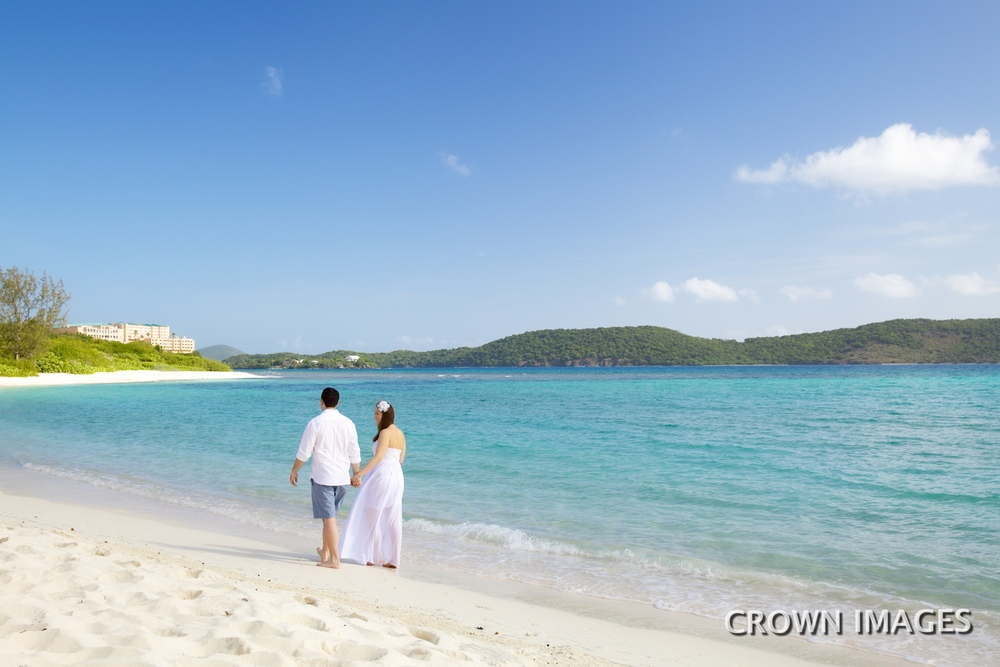 st thomas beach locations for photos