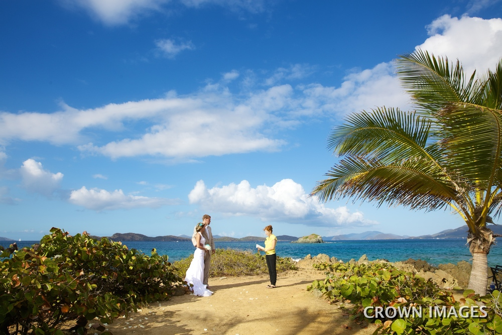 wedding location on st thomas
