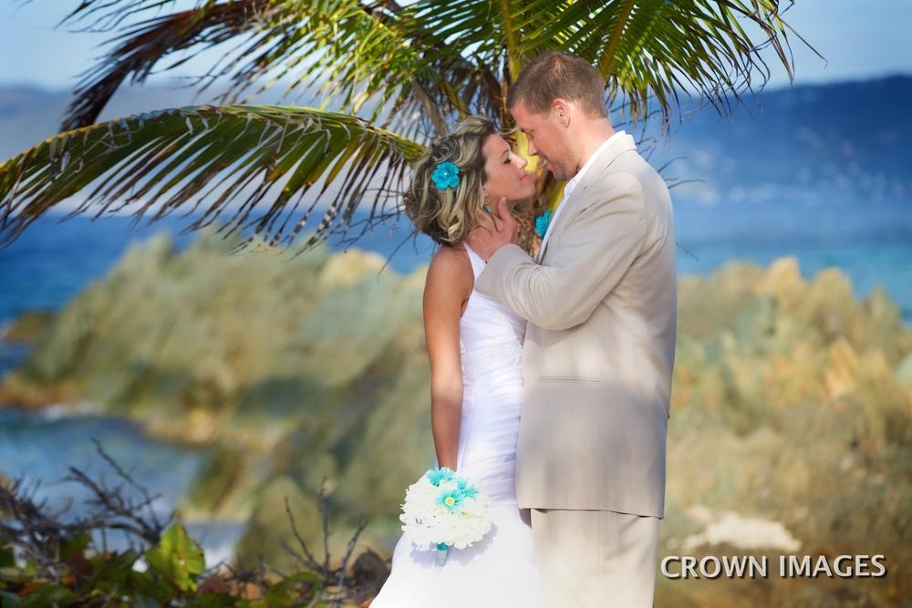 pretty clip point sapphire wedding