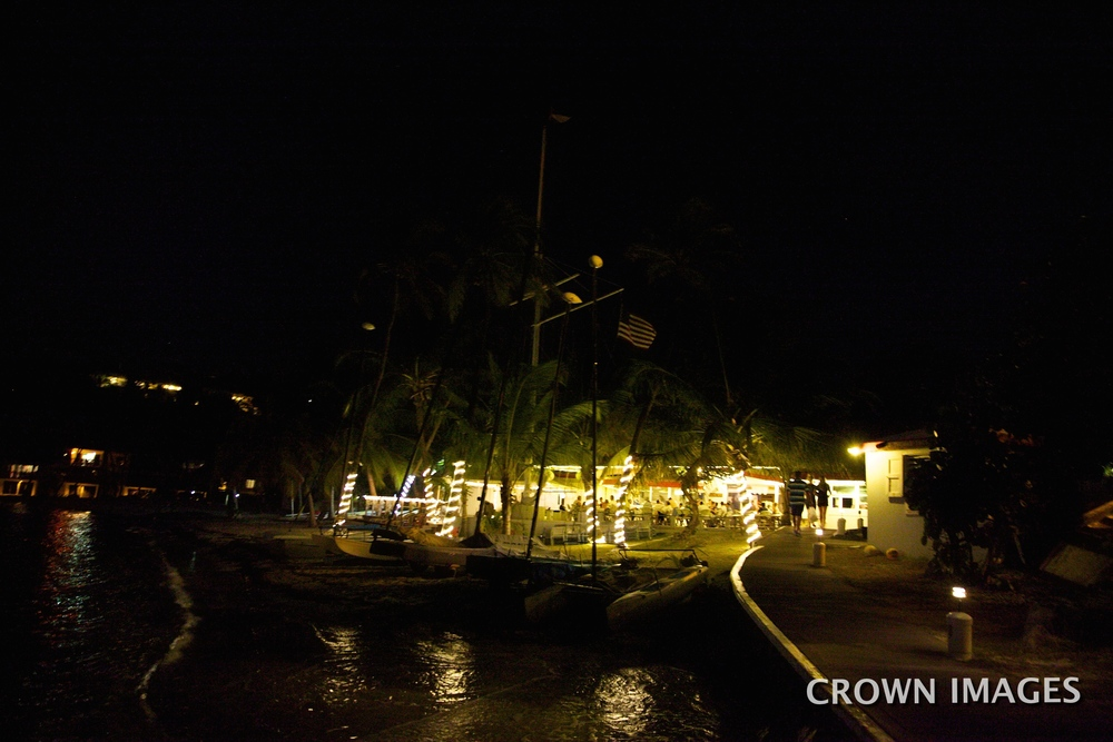 yacht club wedding st thomas