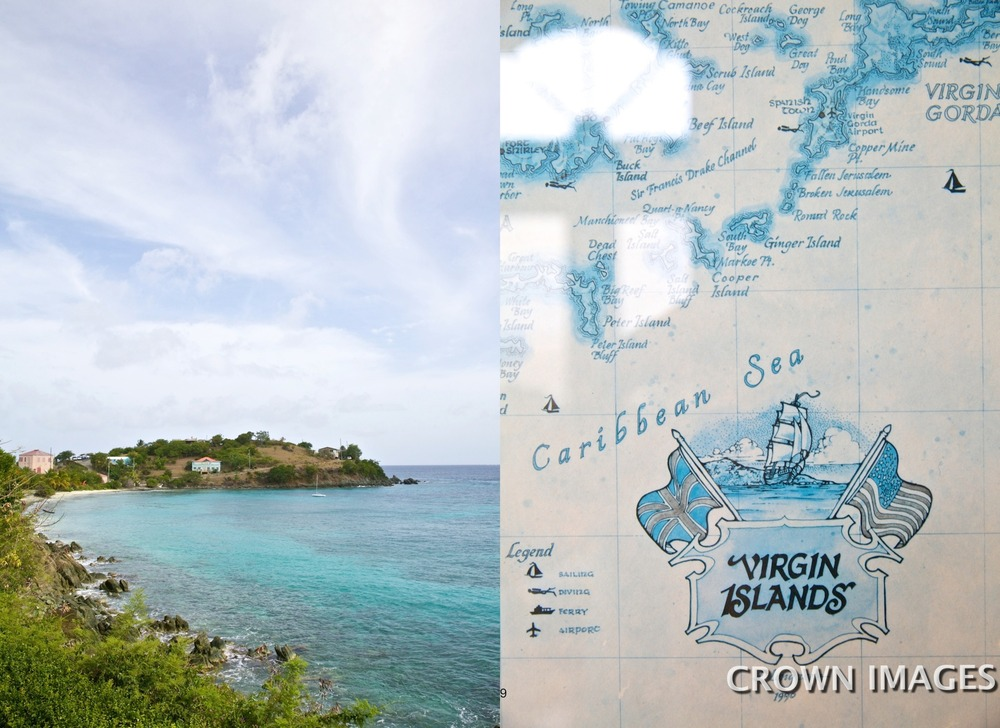 wedding planning on st john