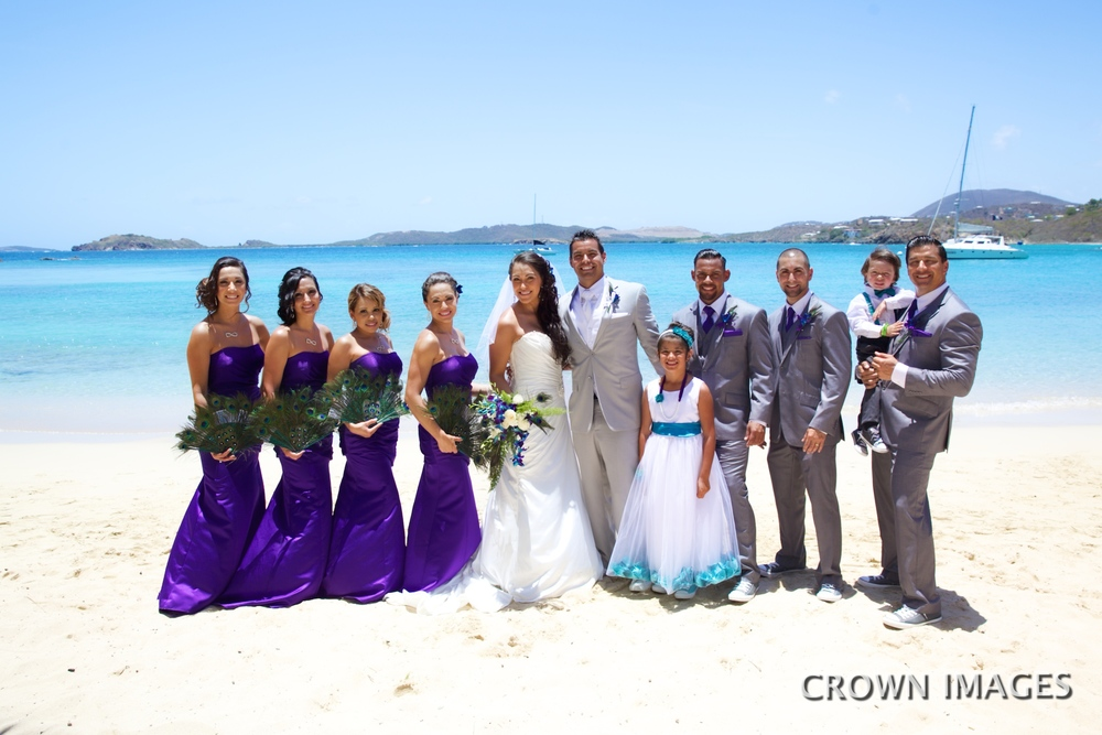 st thomas wedding