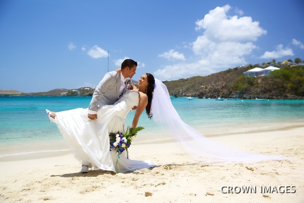 wedding photography st thomas