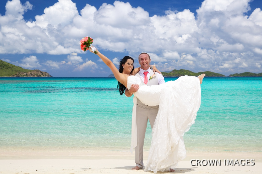 crown images st thomas weddings
