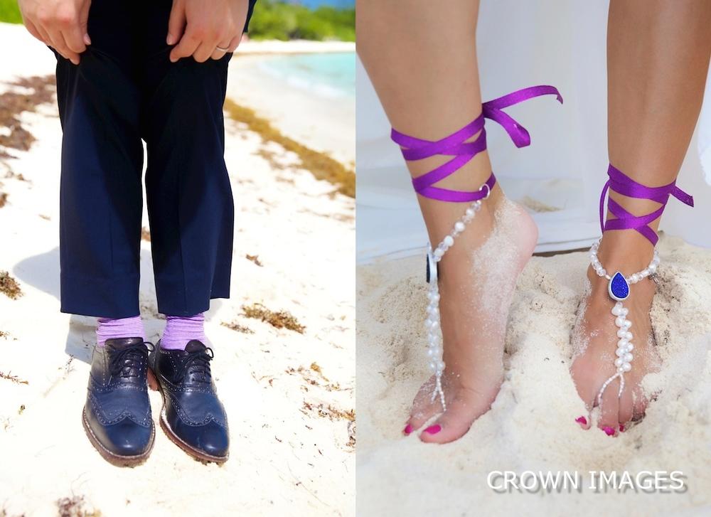 beach wedding shoes st thomas