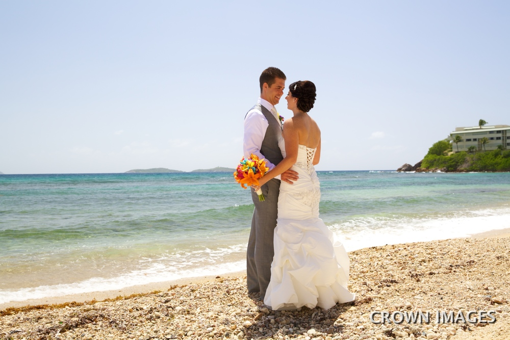 st thomas wedding photos by crown images