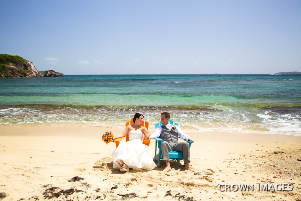 bolongo bay beach resort wedding location