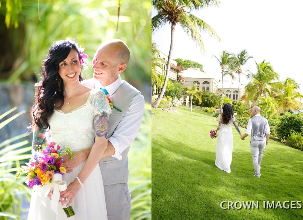 wedding ideas for st john