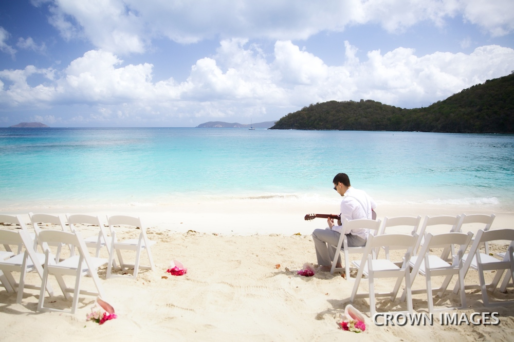 planning a wedding on st john usvi