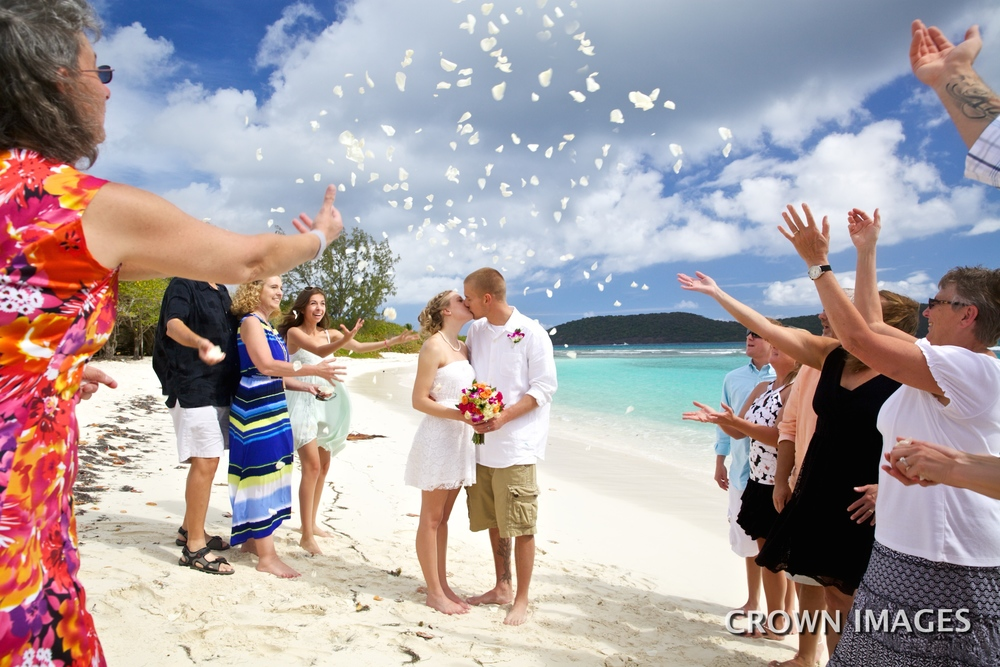 wedding photographer st thomas us virgin islands