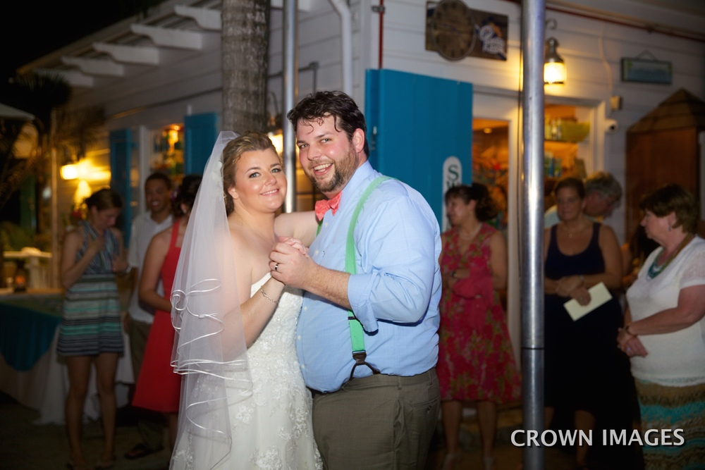 first dance on st john