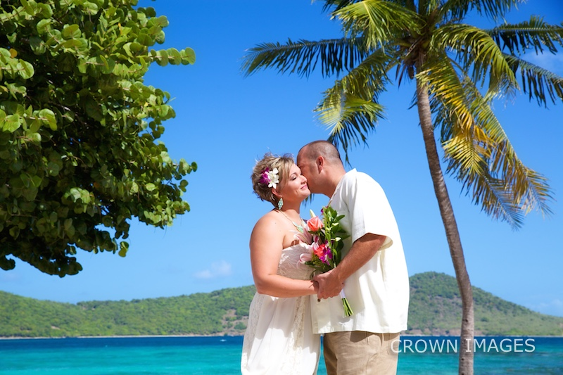 wedding photographer virgin islands