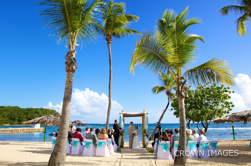 wedding photographer in the virgin islands