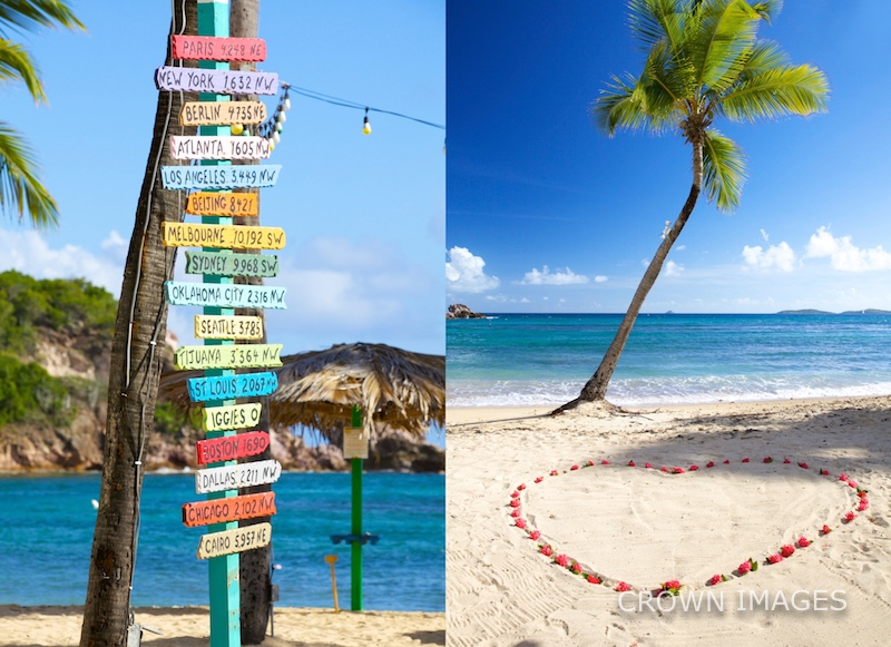 planning a wedding on the beach in the virgin islands