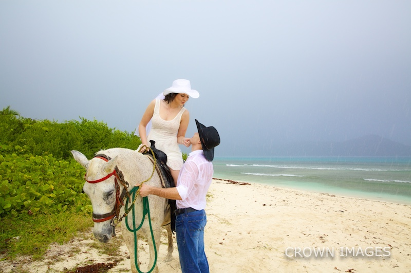 wedding photos in the virgin islands by crown images