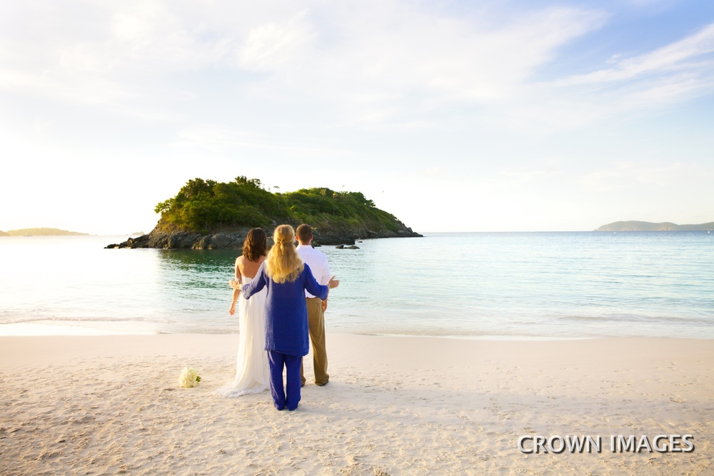 planning a wedding on st john