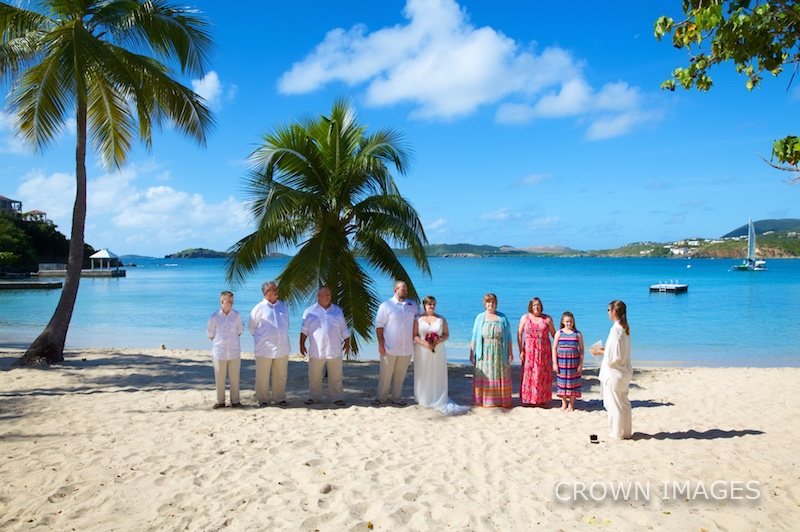 secret harbor beach wedding location photos by crown images